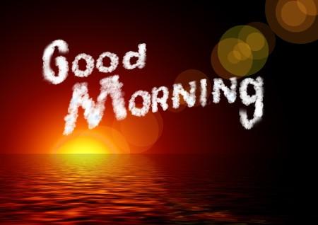 good morningの画像