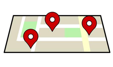 ワーホリ体験談,仕事,Googleマップ
