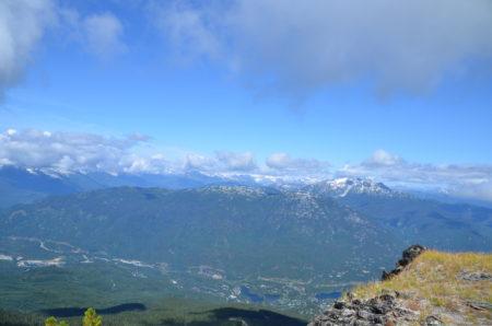 ウィスラーマウンテン,カナダ,ウィスラー,ハイキング,観光,ブログ