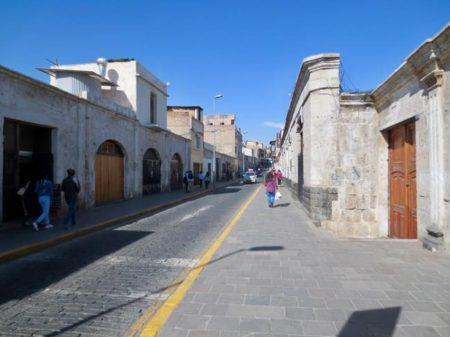 南米旅行,旅行記,ペルー,アレキパ