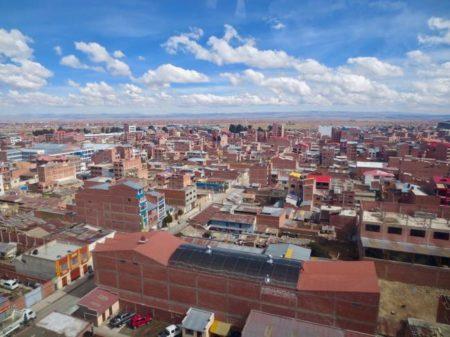 ラパス,ボリビア,南米旅行,旅行記